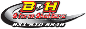 B&H In-Ground Storm Shelters & Safe Rooms
